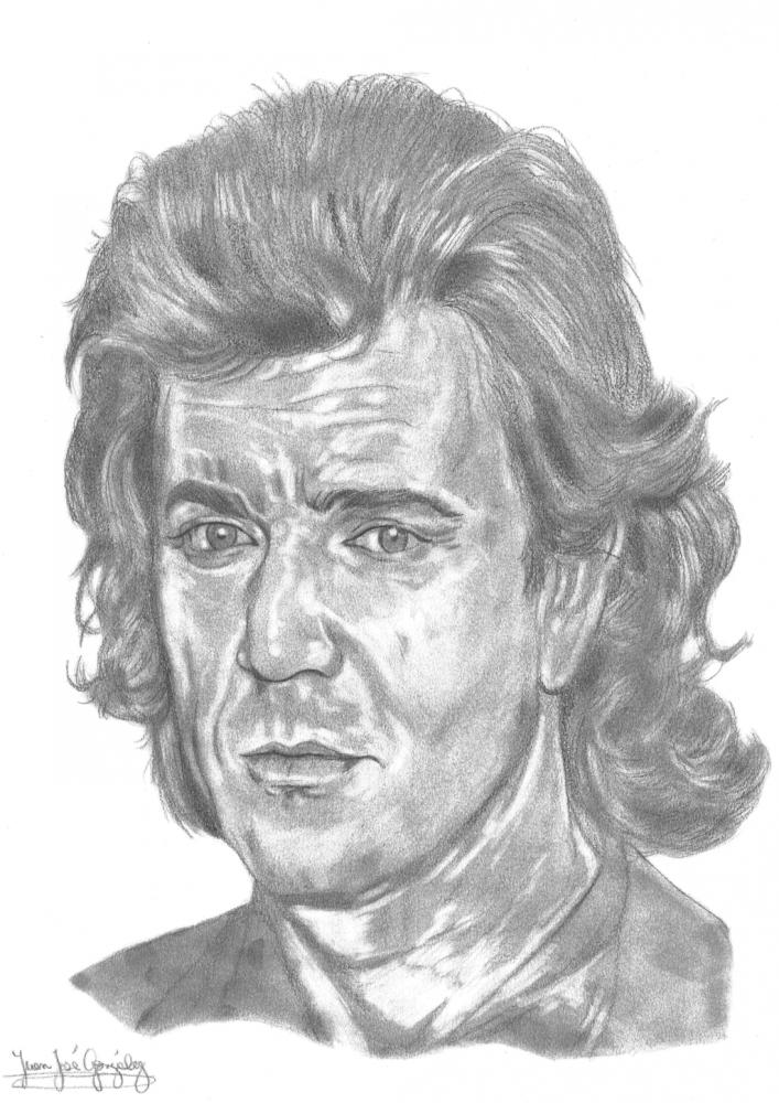 Mel Gibson by jjg2018